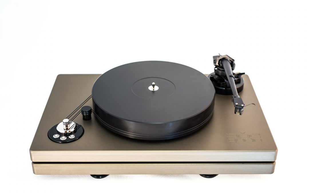 magAudio Doppelstock – Laufwerk Clairon DS