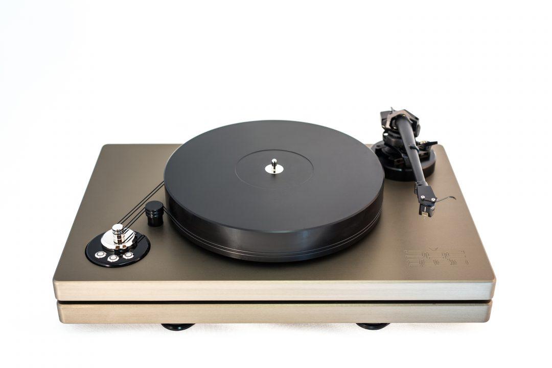 magAudio Plattenspieler DA6046SB