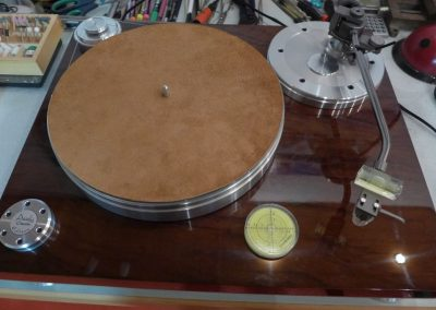 Modifizierung Acoustic Solid Wood Laufwerk
