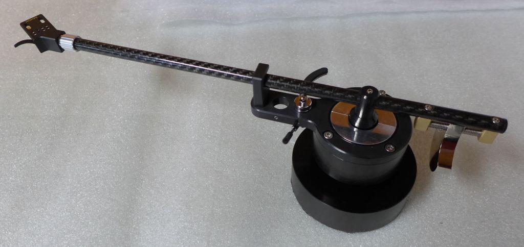 magAudio Öl – Tonarm microtone oleum 12