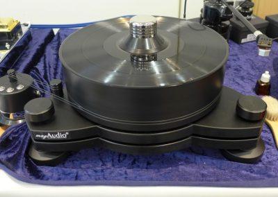 magAudio High-End Plattenspieler Clairon deltamusica